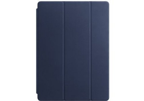 Apple Leather Smart Cover iPad Pro 12.9 Inch - Midnight Blue