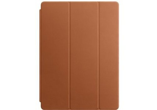Apple Leather Smart Cover iPad Pro 12.9 Inch - Saddle Brown