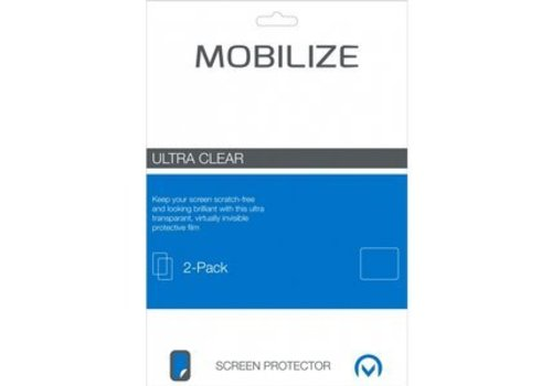 Mobilize Clear 2-pack Screen Protector Samsung Galaxy Tab S2 8.0