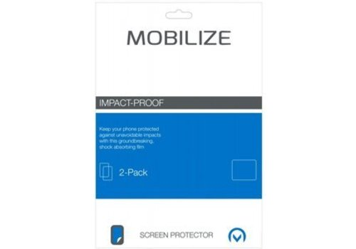 Mobilize MOBILIZE IMPACT-PROOF 2-PACK SCREEN PROTECTOR APPLE IPAD 2/3