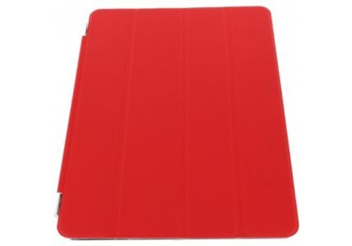 Xccess Smart Cover Apple iPad - Rood voor Apple iPad Air / Air 2 /iPad 2017