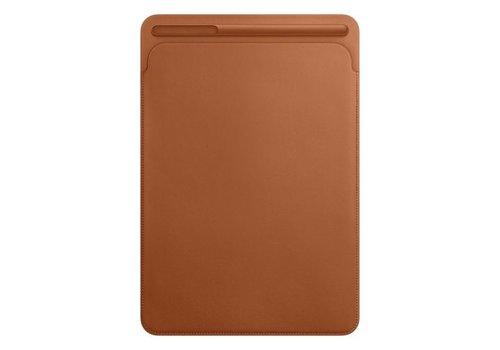 Apple Leather Sleeve Apple iPad Pro 10.5 Saddle Brown