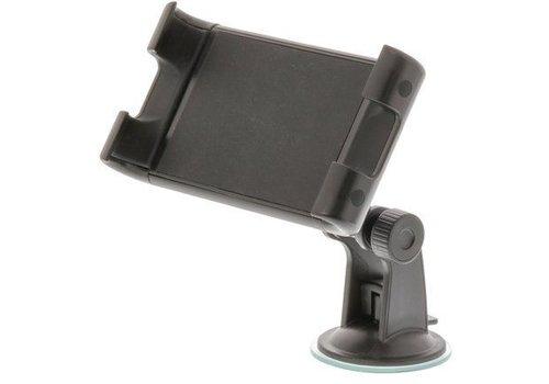Konig Tablet Auto Raamhouder 360 Draai- en Kantelbaar