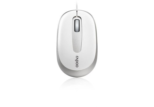Wired 1000 dpi optical mouse - 3 buttons