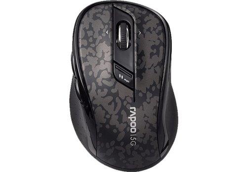5GHz 500 - 1000 dpi optical mouse/ 6 button/ 4D scroll