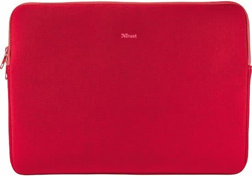 Trust Primo Soft Sleeve 11.6 Inch - Rood