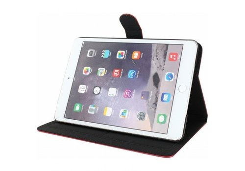 Xccess Leather Business Case iPad Mini 2 / 3 Classic Red