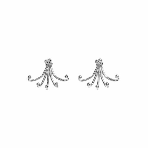 Slow Studs Silver