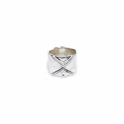 Karma Ring Zilver