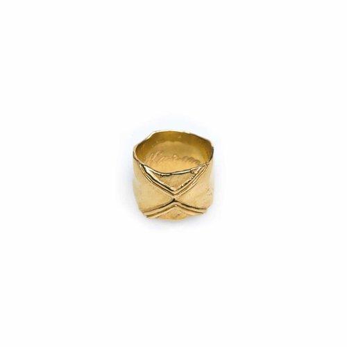 Karma Ring Goud