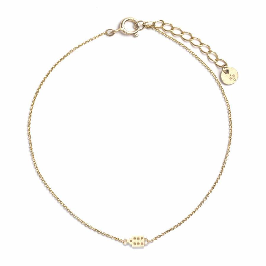 The Jordaan Bracelet 18krt Gold-1