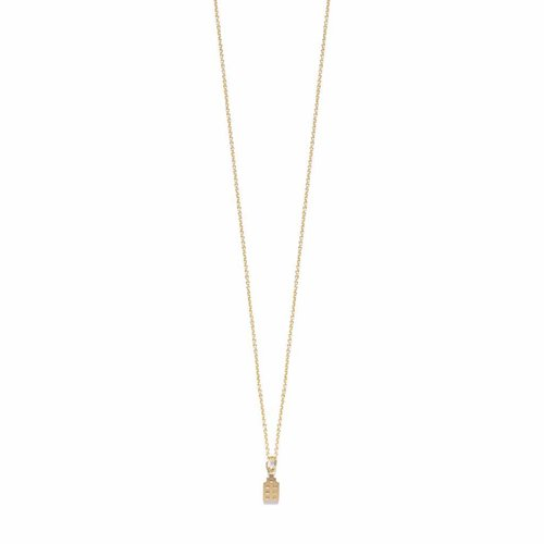 The Jordaan Necklace 18krt Gold
