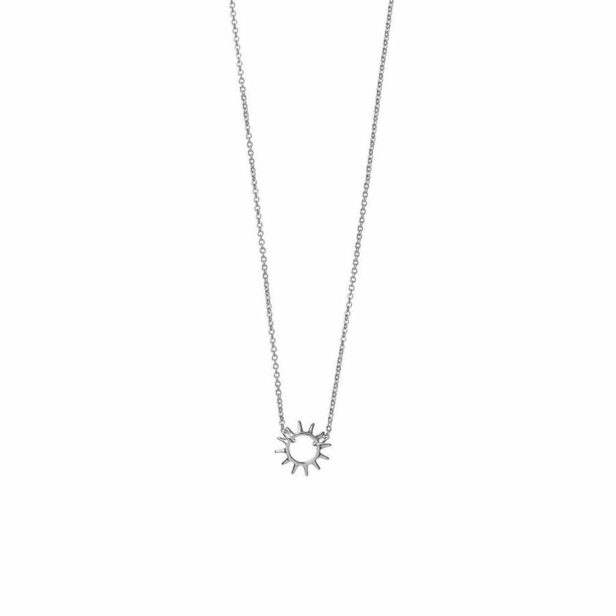 Rise Ketting Zilver-1
