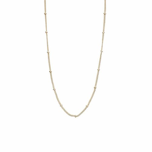Balance Necklace Gold