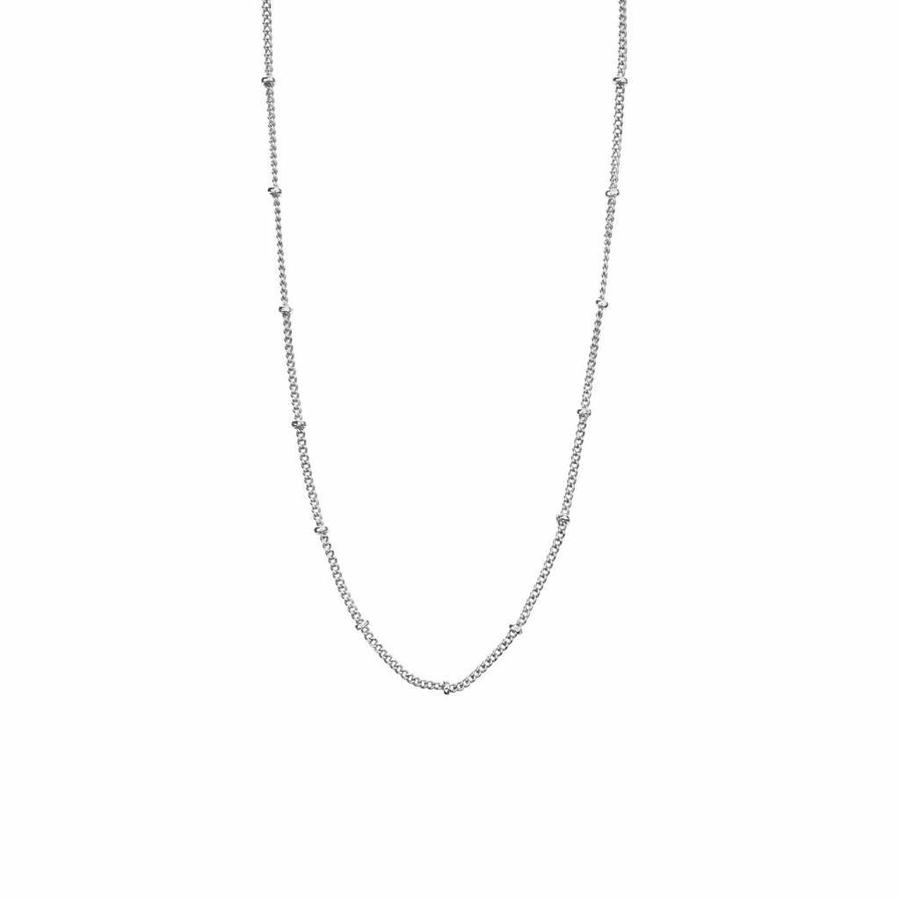 Balance Necklace Silver-1