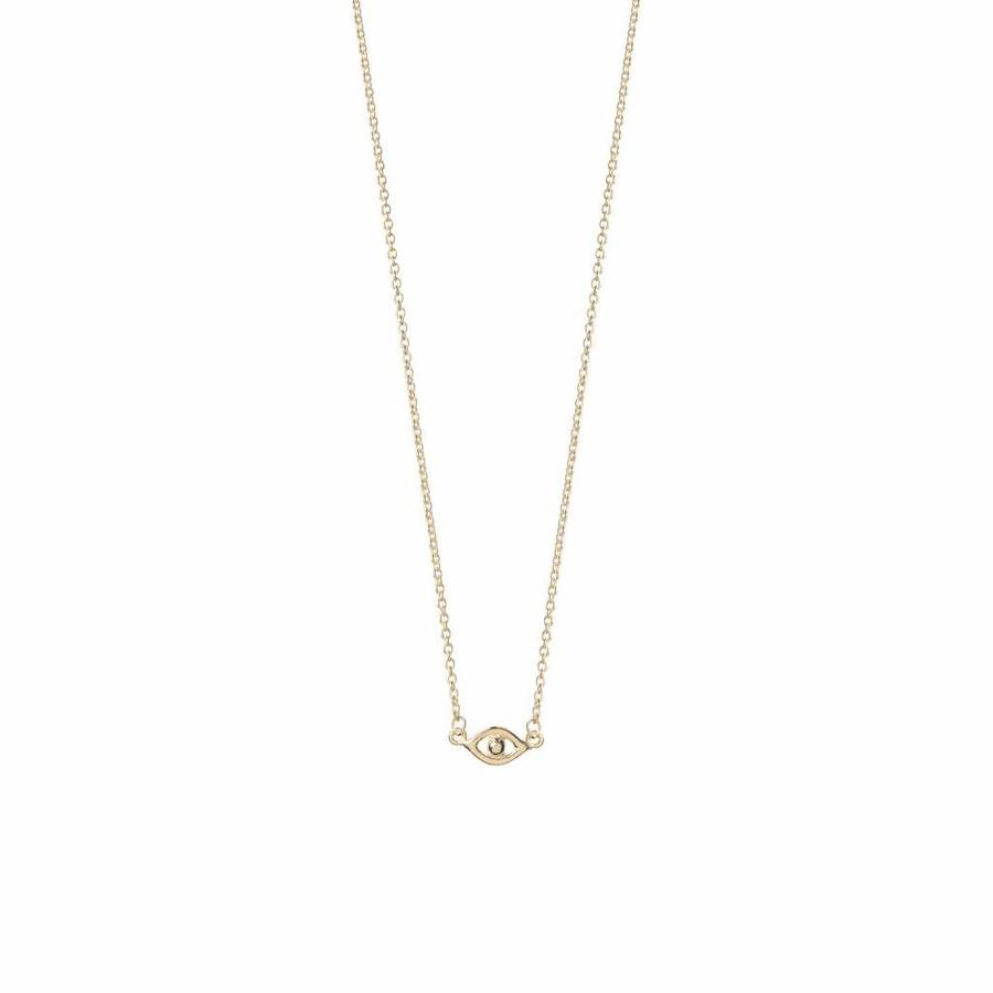 Capturize Necklace Gold