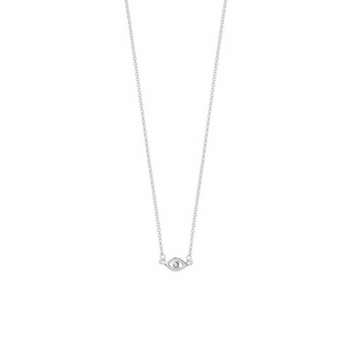 Capturize Necklace Silver