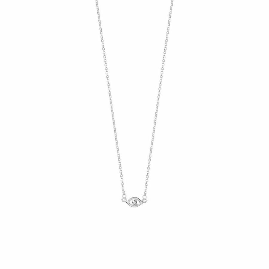 Capturize Necklace Silver-1