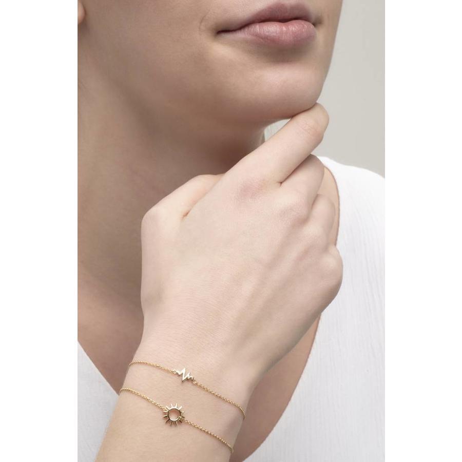 Rise Bracelet Gold-2