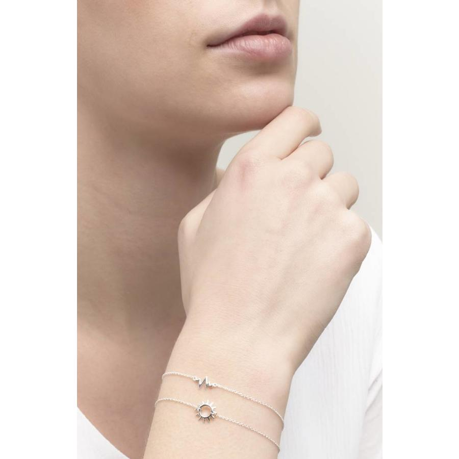 Rise Armband Zilver