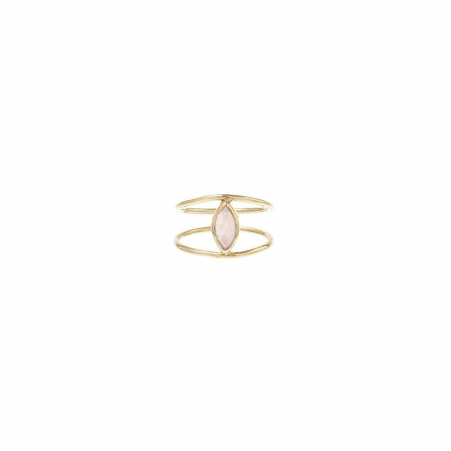 Blush Ring Goud