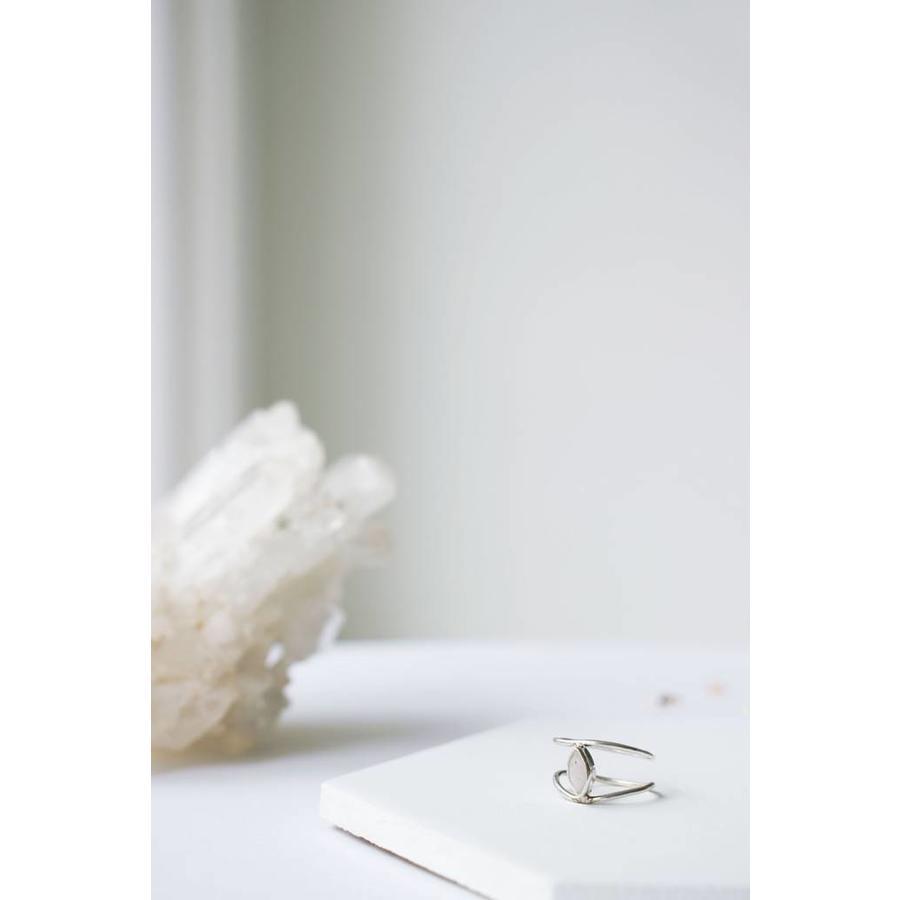 Blush Ring Silver-3
