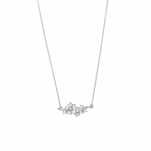 Radiance Necklace Silver