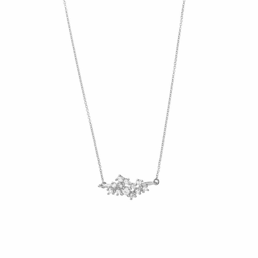 Radiance Ketting Zilver
