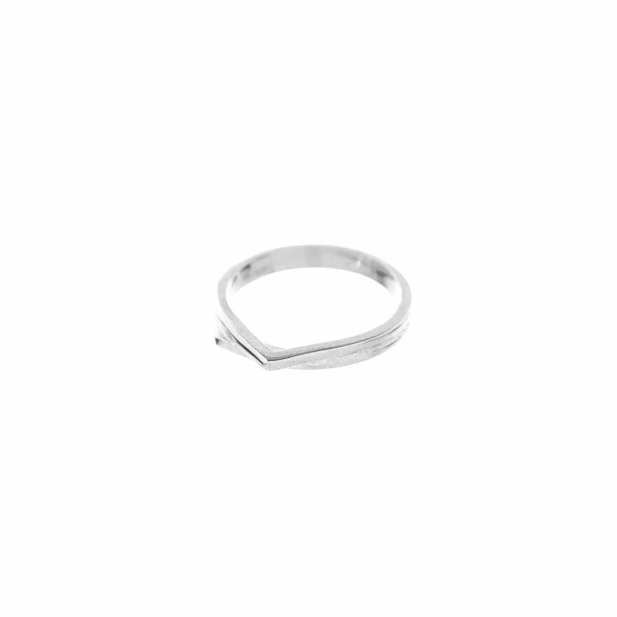 Mountain Ring Zilver
