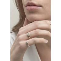 Mountain Ring Silver