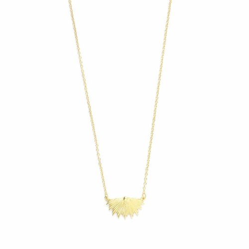 Empower Necklace Gold
