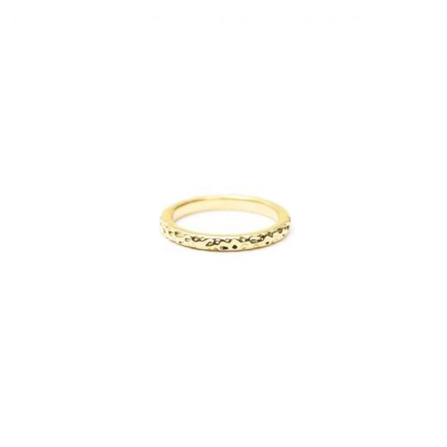 Pure Ring Goud-1