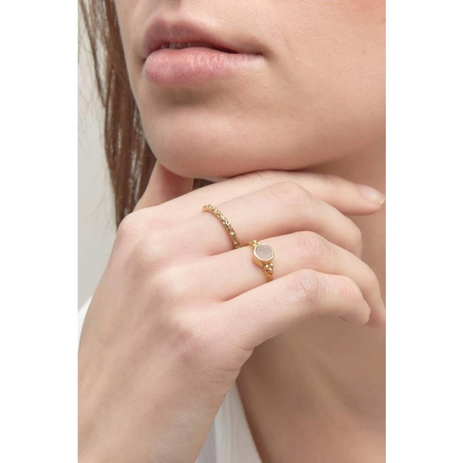 Pure Ring Goud-2