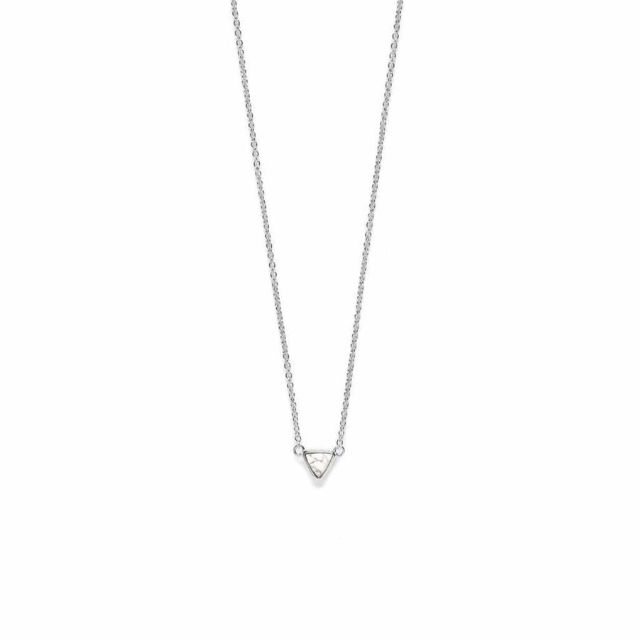 Reset Necklace Silver