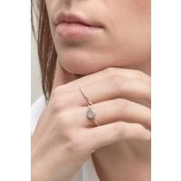 thumb-Serenity Ring Silver-2