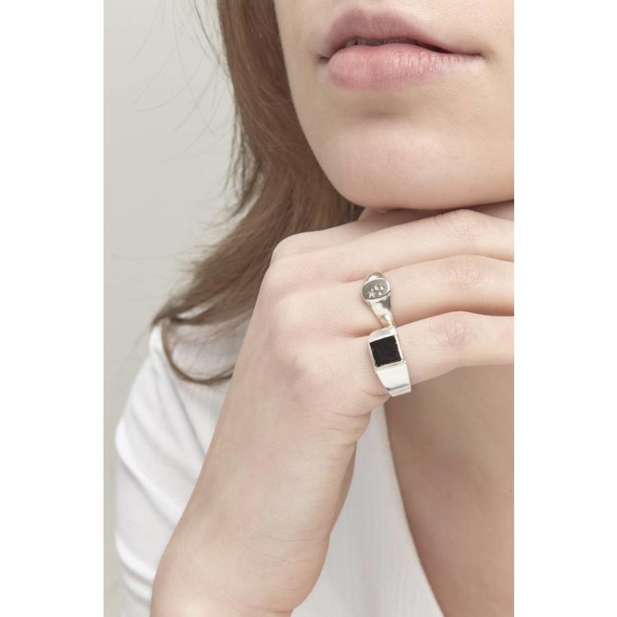 Stellar Ring Silver