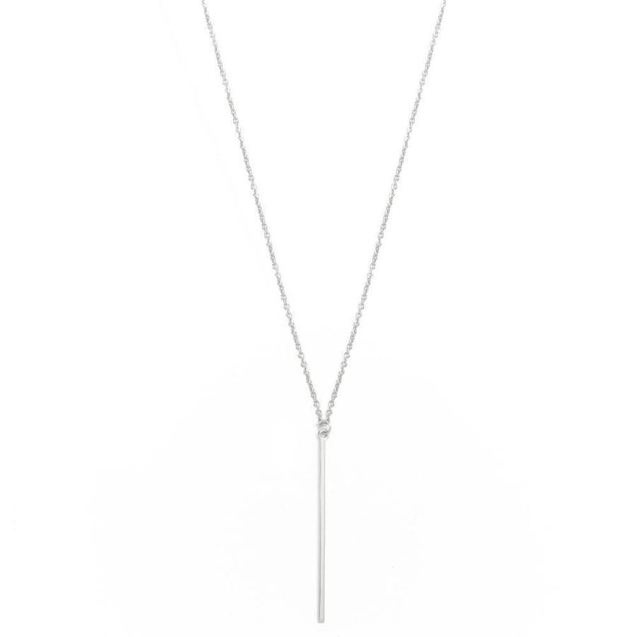 Desire Necklace Silver-1