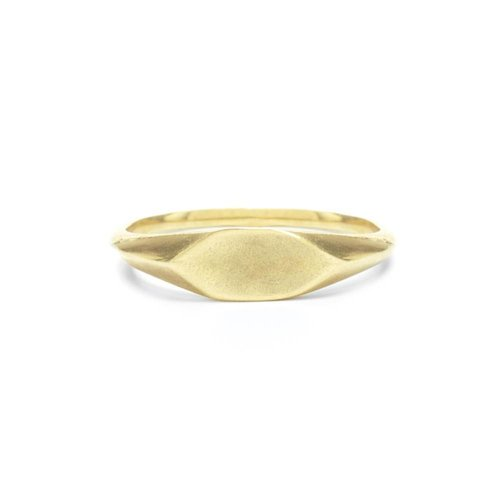 Fierce Ring Goud