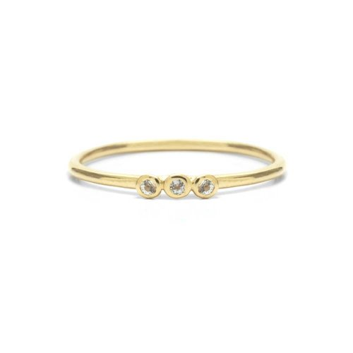 Enlighted Ring Goud 18krt Goud