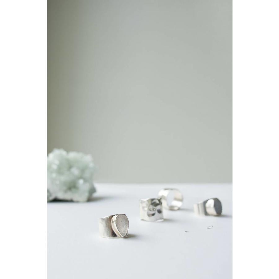Adore Ring Zilver