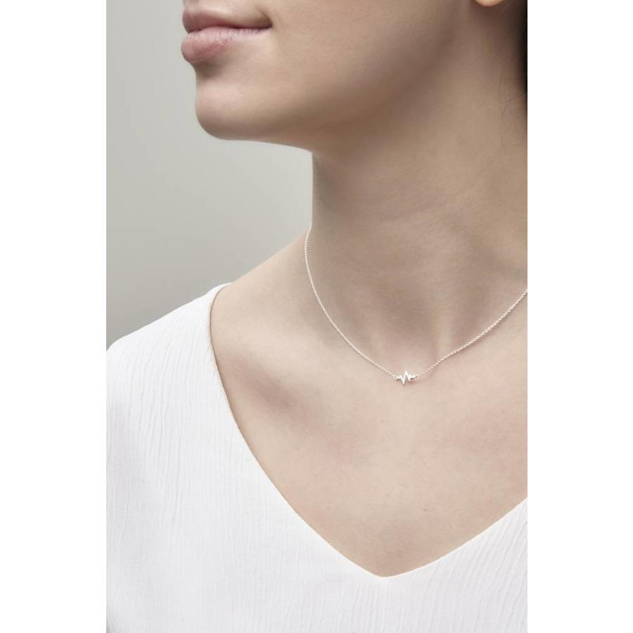 Lively Ketting Zilver-2