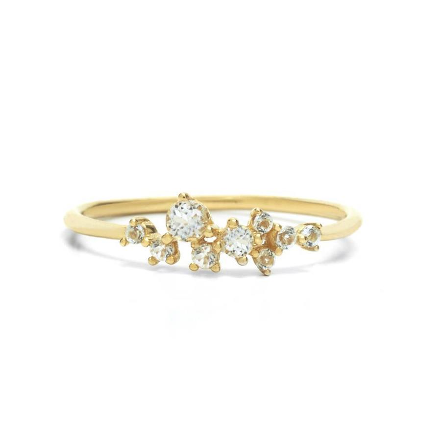 Radiance Ring 18krt Goud-1