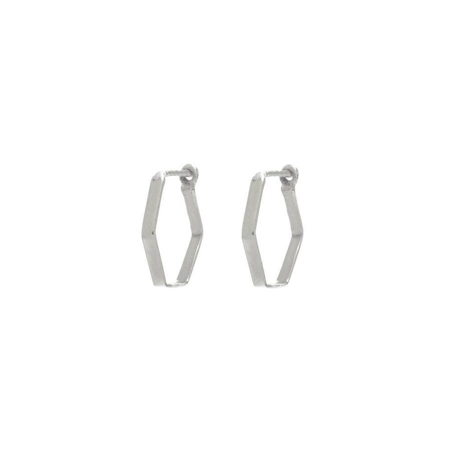 Prisma Hoops Silver-1