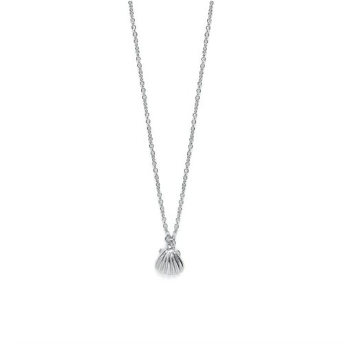 Shell Ketting Zilver