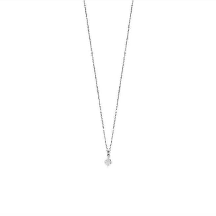 Star Necklace Silver-1
