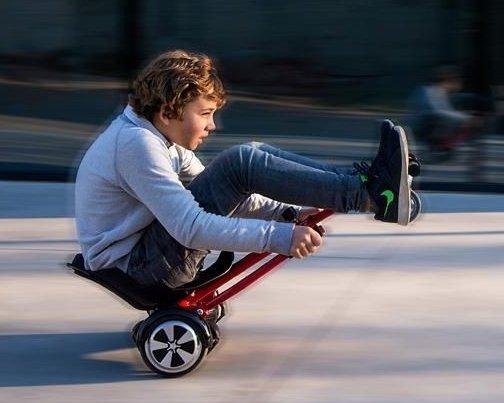 Oxboard Met Stoel : Hoverkarts voor hoverboard en oxboard lemondestore