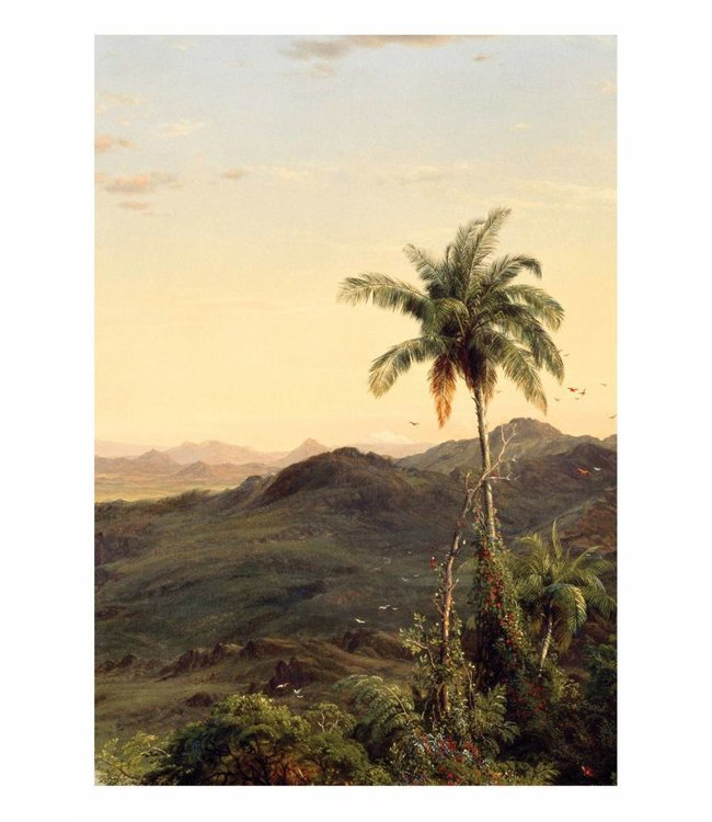 Wall Mural Golden Age Landscapes, 194.8 x 280 cm