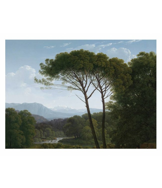 Fotobehang Golden Age Landscapes, 389.6 x 280 cm