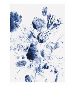 Royal Blue Flowers 2
