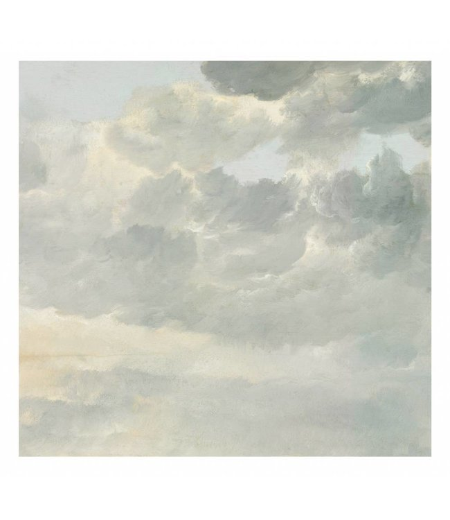 Wall Mural Golden Age Clouds 1, 292.2 x 280 cm